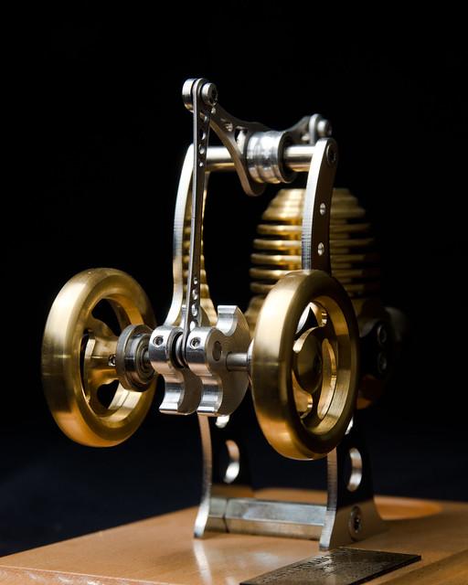 Stirling Engine - 06