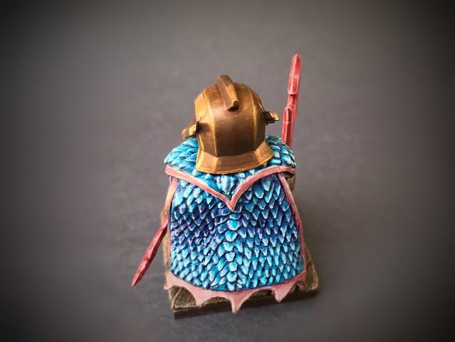 Lohkir Fellheart, Krakenlord of Karond Kar