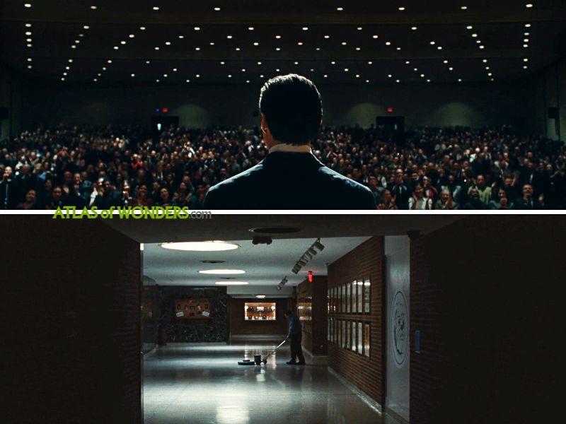 Secondary school Hall New York City