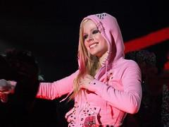 Avril Lavigne, Kelowna - photo by Gary Sumner