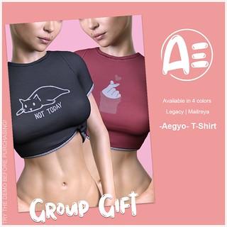 -Aegyo- T-Shirt