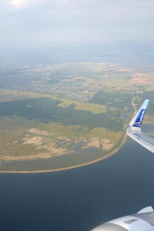 The coast near Copenhagen