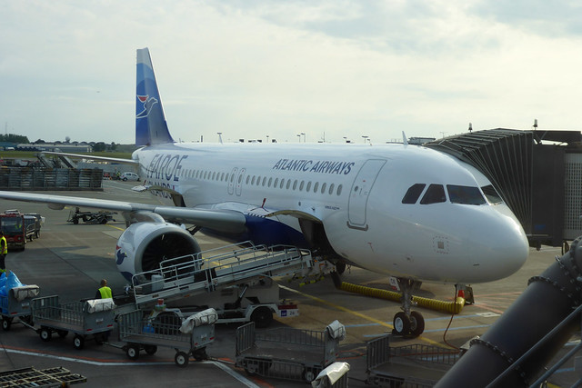 Atlantic Airways at Copenhagen Airport