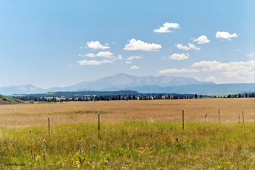 mountains landscape scenery colorado unitedstates fields prairie grassland plain