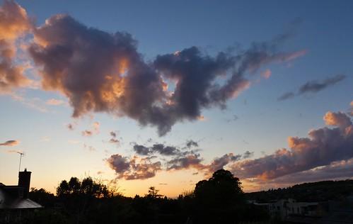 sunset berkhamsted lockdown