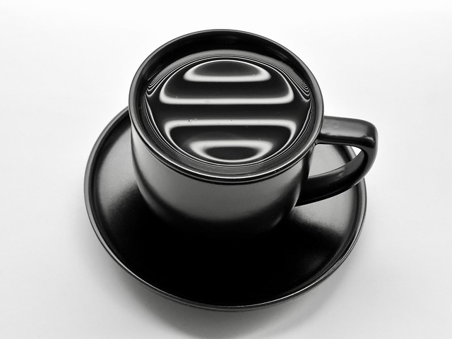 Corona days - coffee cup