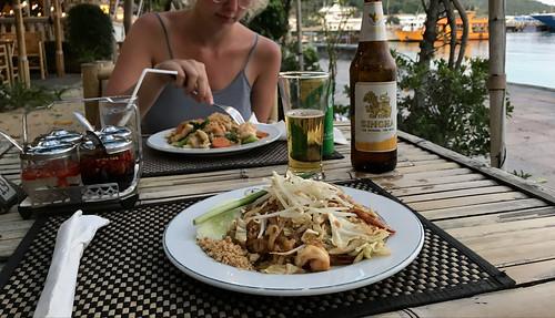 Pad Thai dinner!