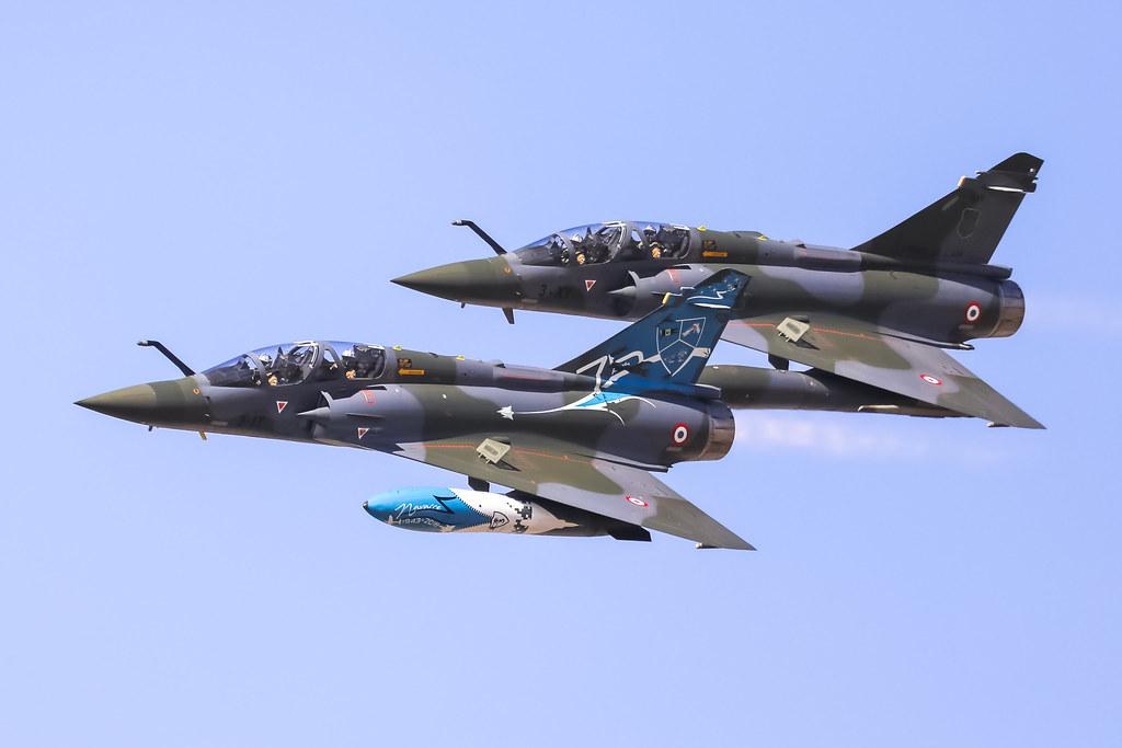 Mirage 2000D RIAT2018