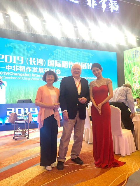 China-Africa Rice Conference at Changsha