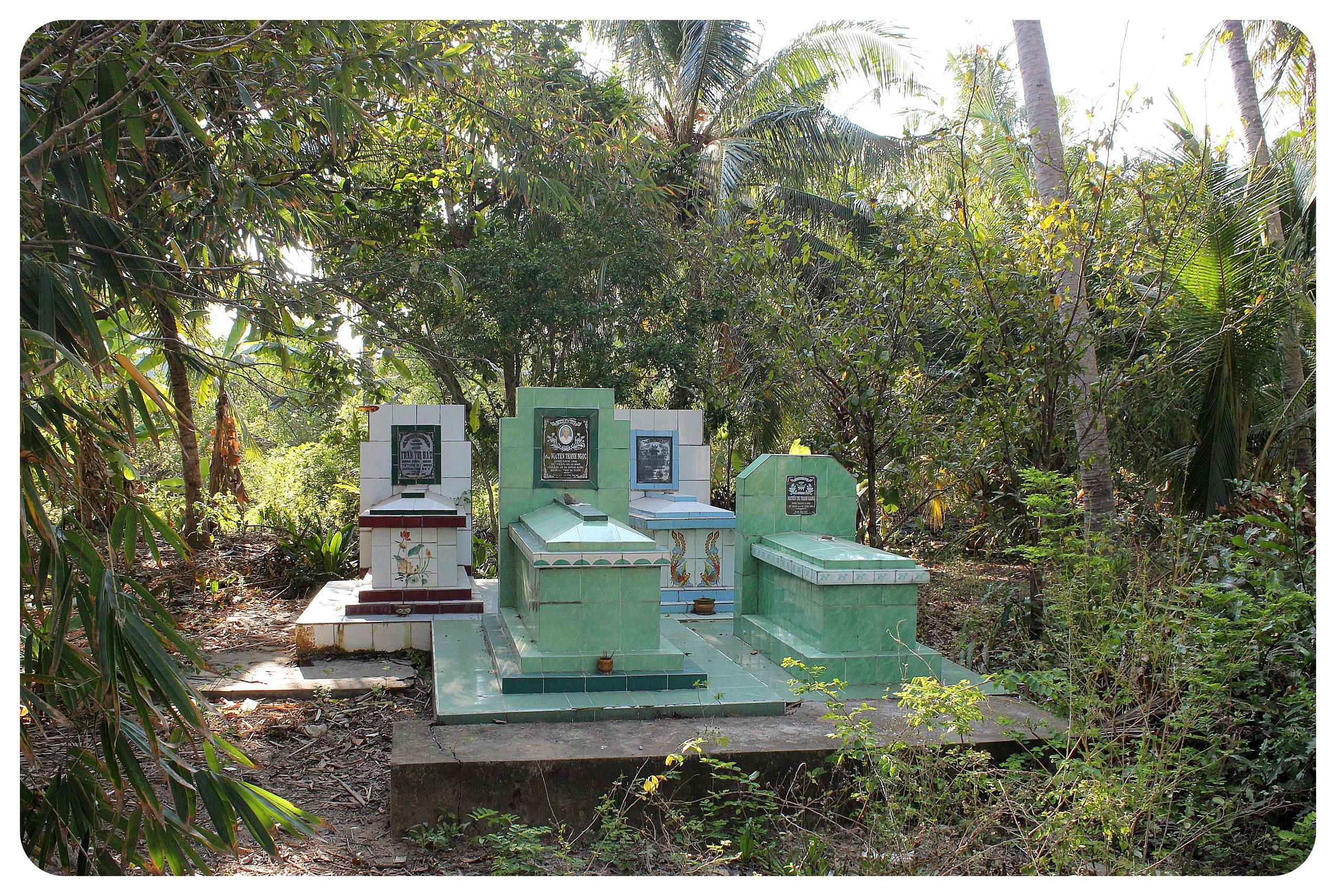 mekong delta graveyard