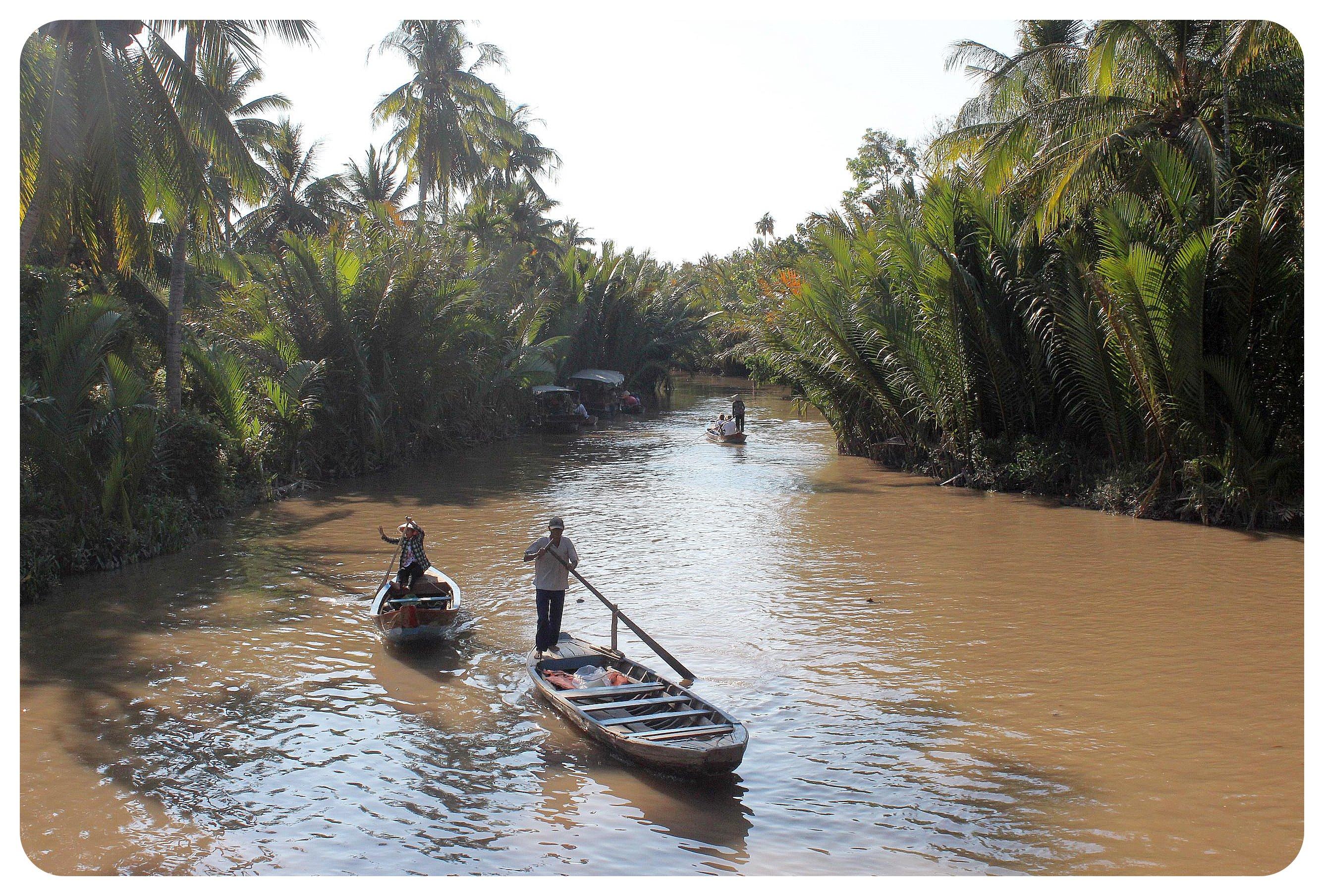 mekong delta boat