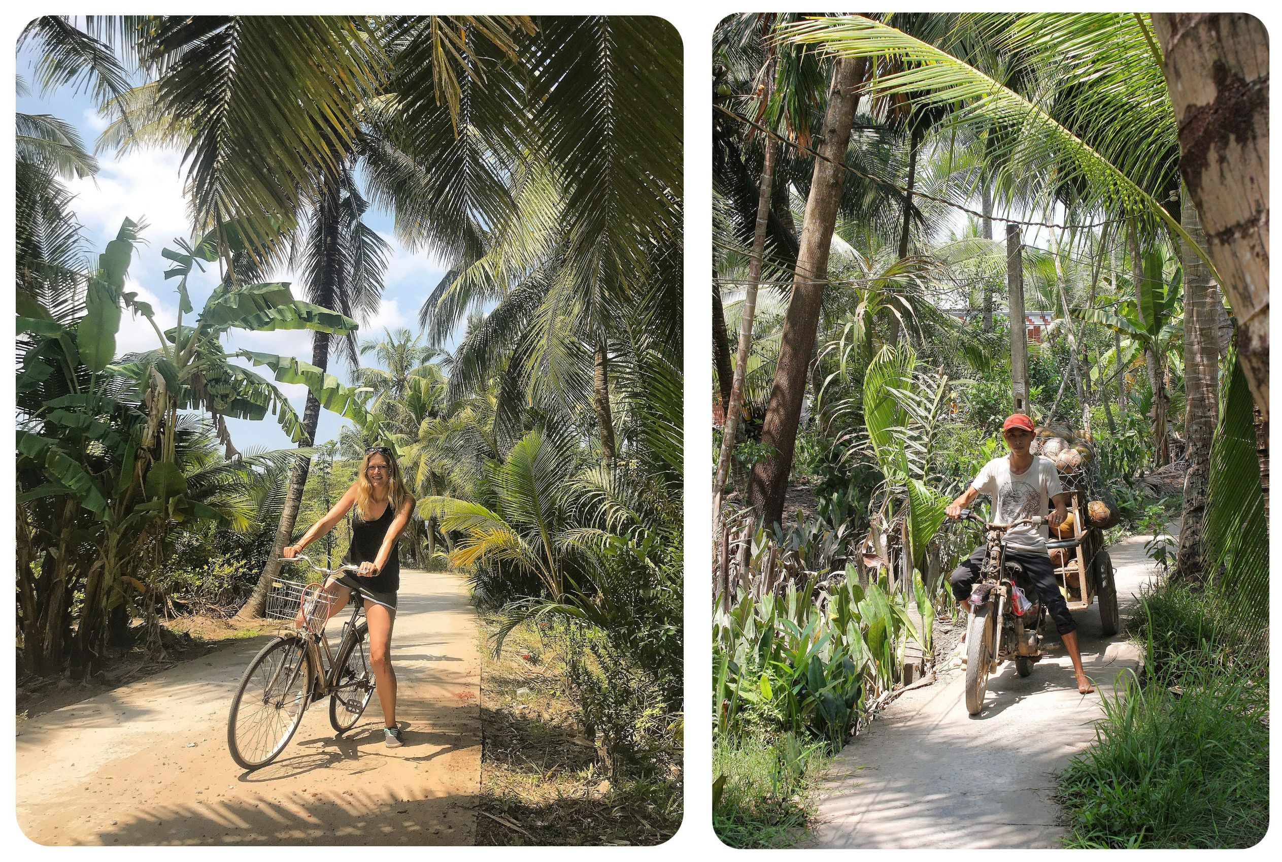 Mekong Delta bike ride1