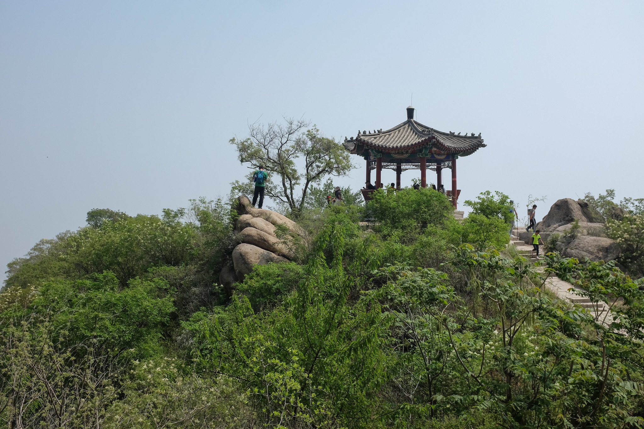 Fenghuangling_Pagoda