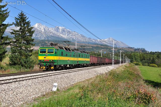 ZSSK 131.086-1 - Štrba (SK)