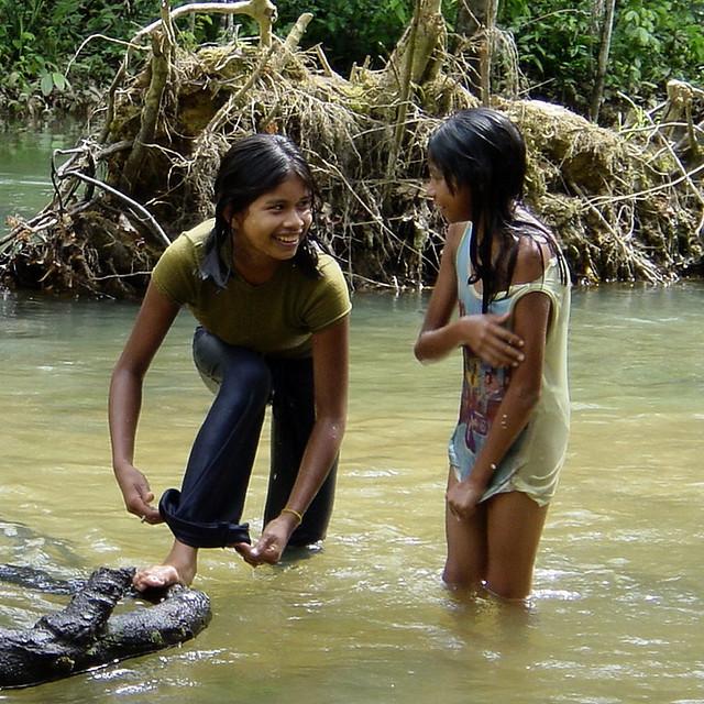 An Orinoco Riverside Community of the Jivi #3