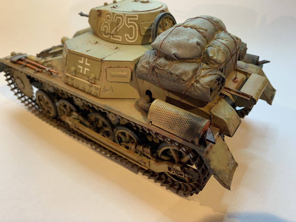 Takom 1/16 Panzer 1