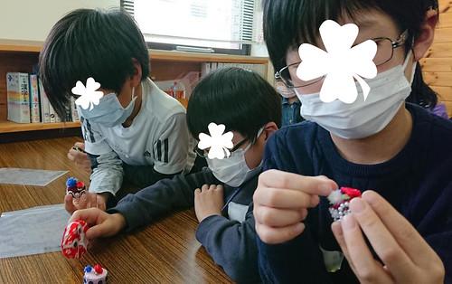 はまちゃん先生 ふくろうケーキ 02.edit