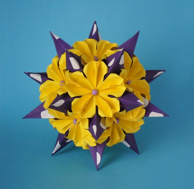 Polaris & Modular flowers