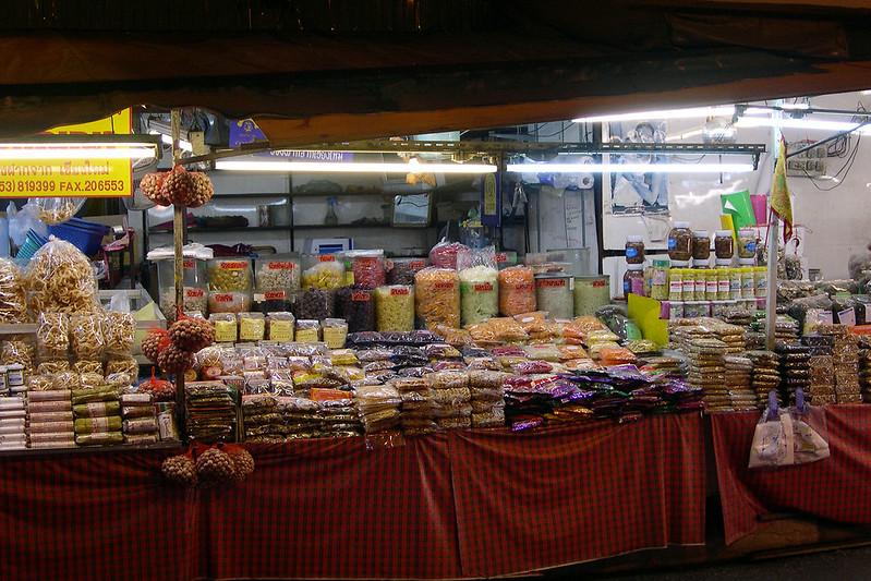 Chiang Mai night stall