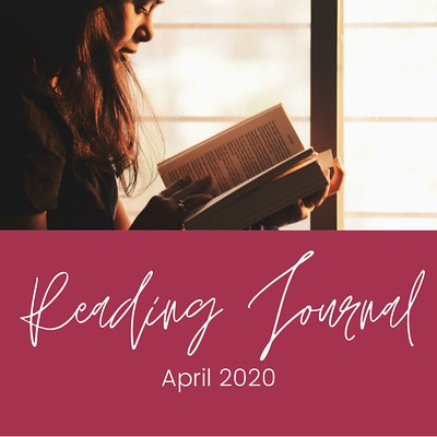 Reading Journal January - March