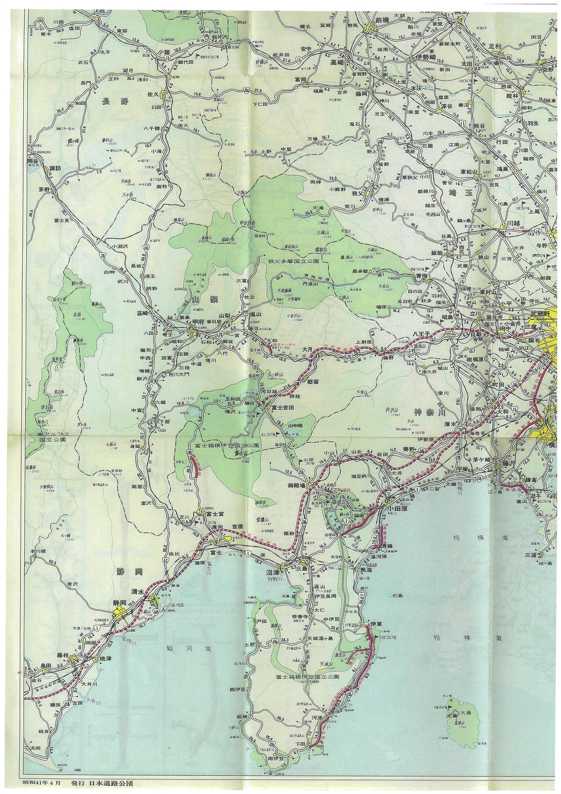 関東周辺有料道路 (4)