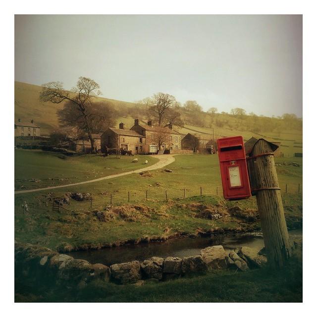 Postal Service, Yockenthwaite, Yorkshire Dales