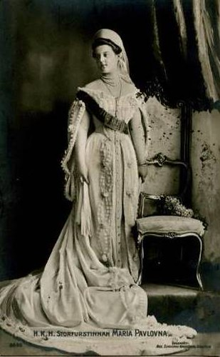 Grand Duchess Maria Pawlova