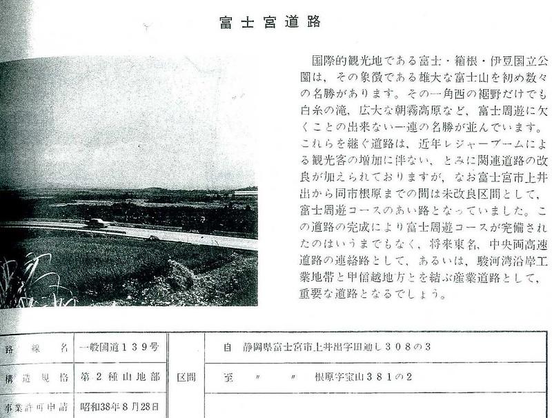 富士宮道路