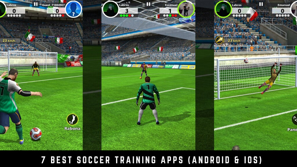 7 Best Soccer Training Apps (Android & iOS)
