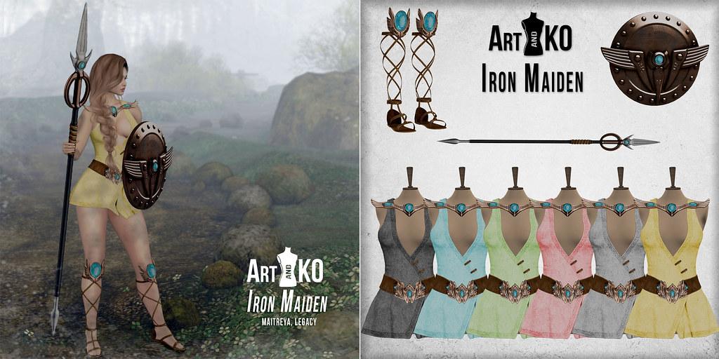 Art&Ko – Iron Maiden – WLRP