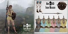 Art&Ko - Iron Maiden - WLRP