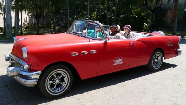 Havana's 1950's Cars
