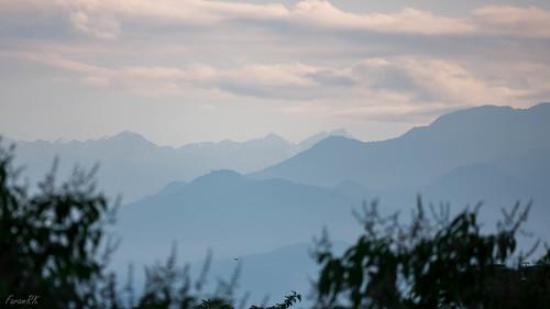 eastsikkim hills mountain range siliguri westbengal india