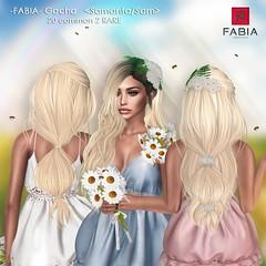 NEW! -FABIA- Gacha    Samanta /Sam