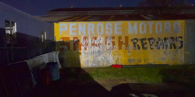 Penrose Motors smash repairs. Unanderra, NSW.