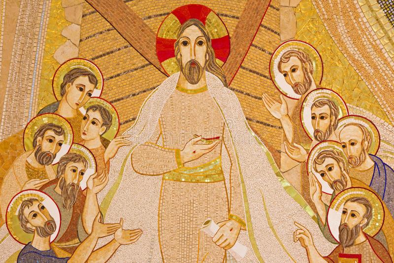 Jesús anuncia que seguirá siempre con nosotros