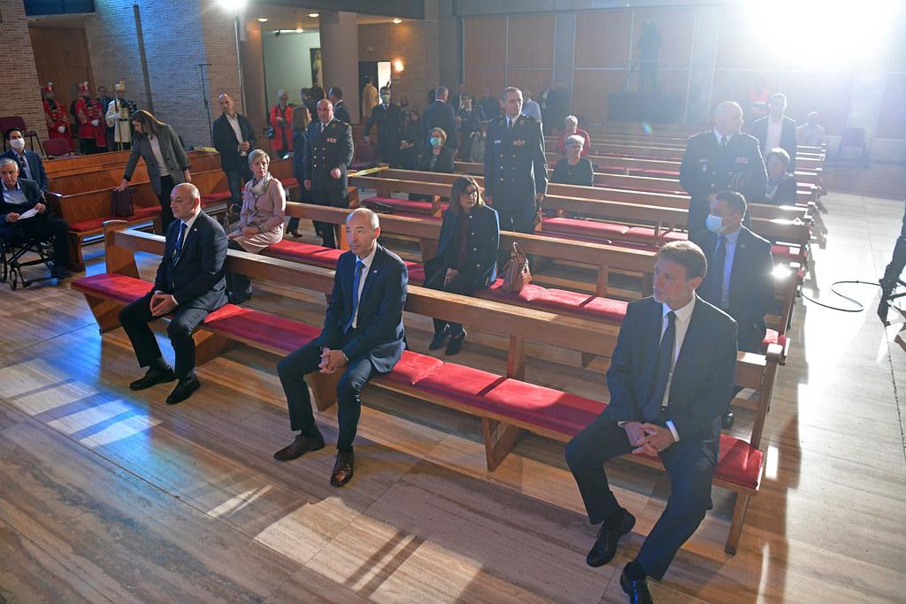 Održana sveta misa za poginule hrvatske branitelje u VRO Bljesak