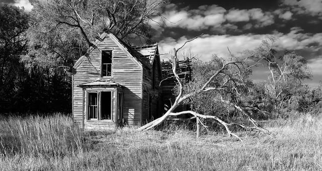 Kansas House Ruin