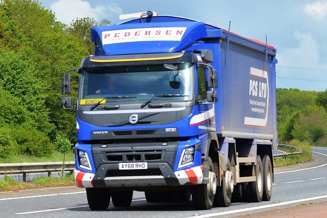 Pedersen - AY68 RHO - A47 Norwich