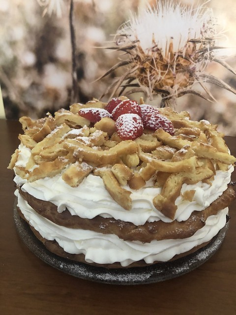 Tarta flocken
