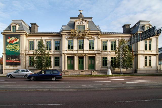 Sundsvall 2011-10-14