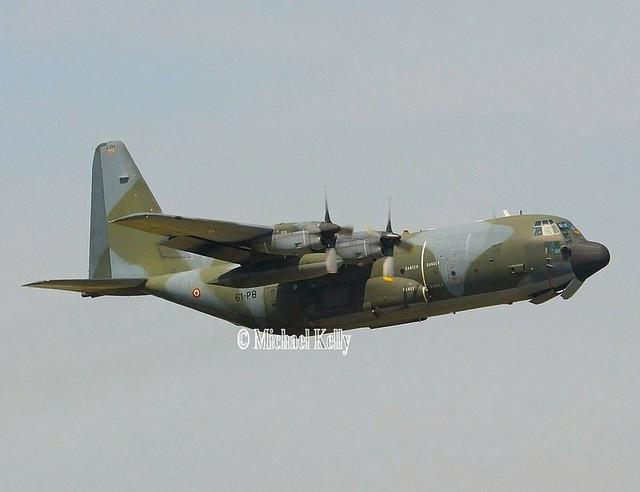 Armee De L'air                                        Lockheed C130 Hercules                                               61-PB / 5116