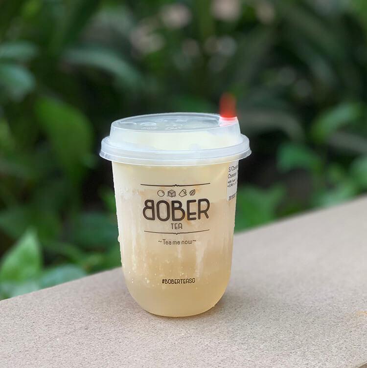 BoberTea in Singapore