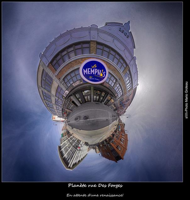 Planète rue Des Forges