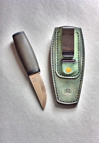 EDC mini puukko (10) | by paweł65