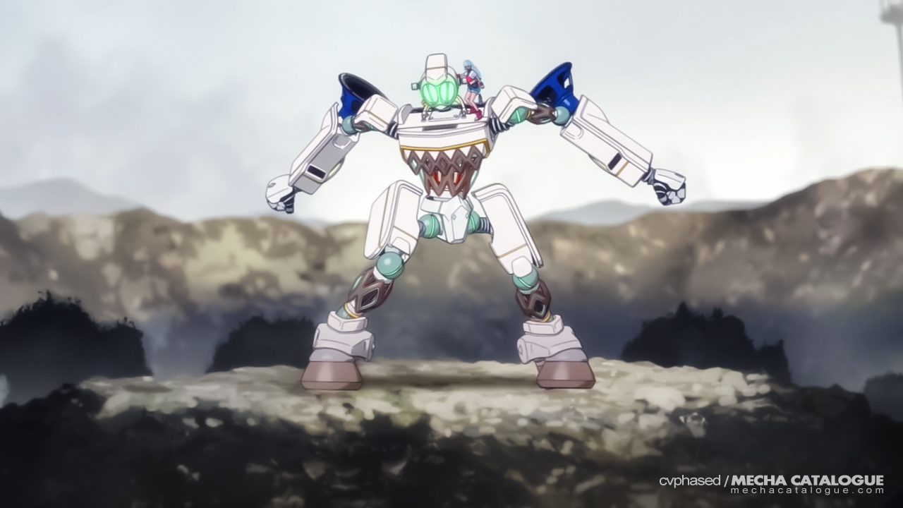 """Serious """"Eureka Seven"""" Vibes Anyone? """"Listeners"""" First Impression"""