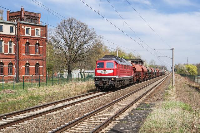 232 173 TRIANGULA Logistik GmbH | Leipzig-Miltitz | April 2020