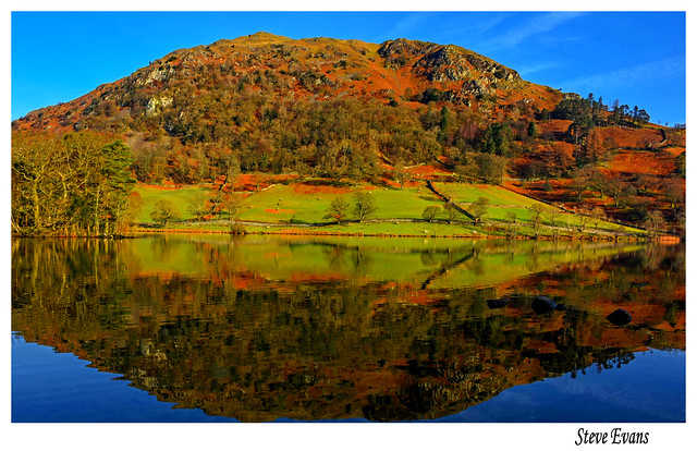 Reflections from Rydal