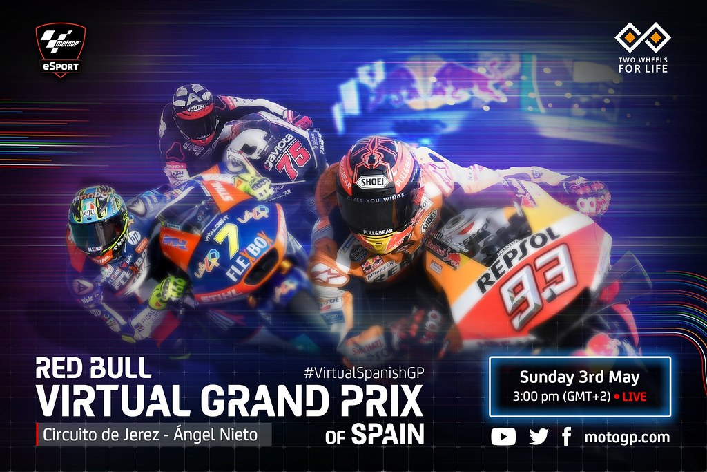 MotoGP Virtual Race Jerez