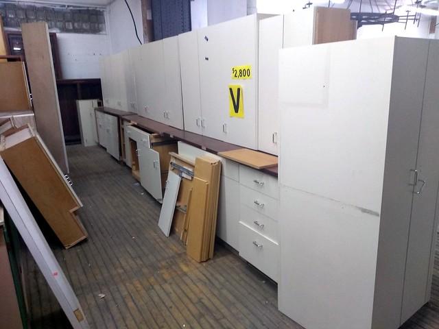 Cabinet Set V